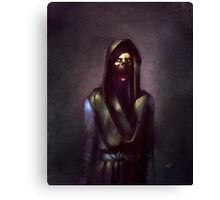 Wight Canvas Print