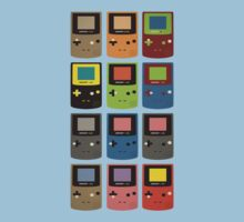 Gameboys by saboe