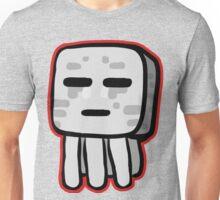 Minecraft Ghast drawing Unisex T-Shirt