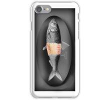 <º))))>< FISH WITH A TWIST IPHONE CASE<º))))><  iPhone Case/Skin