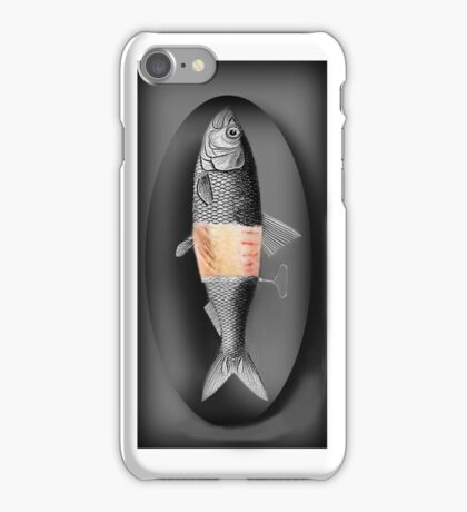 <º))))>< FISH WITH A TWIST IPHONE CASE<º))))><  iPhone Case/Skin