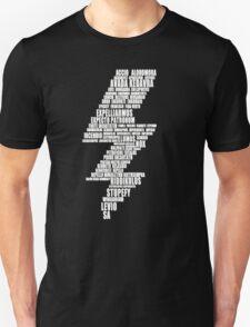 Harry Potter Magic Spelling Unisex T-Shirt
