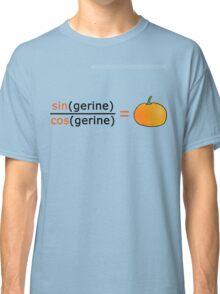 Tan(gerine) Classic T-Shirt