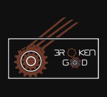 SCP - Broken God Rusty by Kirdinn