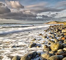The Wash at Osmington by Chris Frost Photography