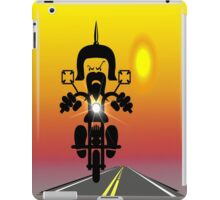 Get Your Motor Running iPad Case/Skin