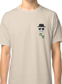 Breaking Bad Heisenberg Logo Classic T-Shirt