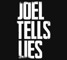 Joel Tells Lies Kids Clothes