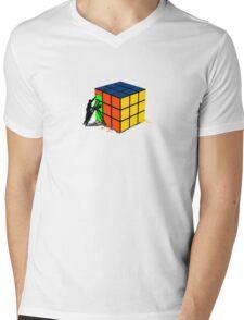 decorated success Mens V-Neck T-Shirt