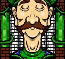 Luigi's Lament Sticker
