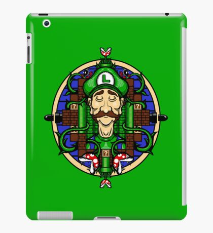 Luigi's Lament iPad Case/Skin