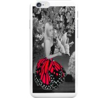 Ƹ̴Ӂ̴Ʒ BUTTERFLY WISHES IPHONE CASE Ƹ̴Ӂ̴Ʒ iPhone Case/Skin