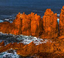 The Pinnacles by Adam Armstrong