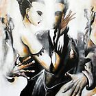When Tango meets painting by Philip Gaida