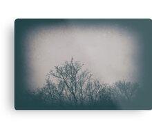 Trees are Art Metal Print