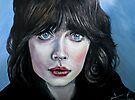 Zooey Deschanel by Andrew Taylor