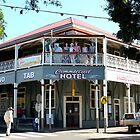 Commercial Htl, Boonah Qld Australia by Mark Batten-O'Donohoe