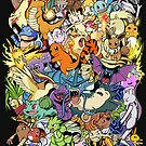 Pokemaniacal Colour by Alex Clark