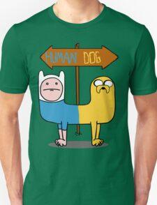 Finn & Jake- CatDog T-Shirt