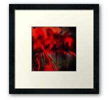 Anxiety  Framed Print