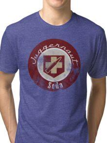 Juggernog - Zombies Perk Emblem  Tri-blend T-Shirt
