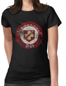 Juggernog - Zombies Perk Emblem  Womens Fitted T-Shirt