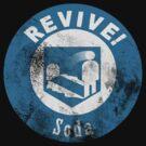 Quick Revive - Zombies Perk Emblem by ZincSpoon