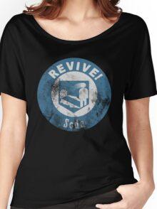 Quick Revive - Zombies Perk Emblem Women's Relaxed Fit T-Shirt