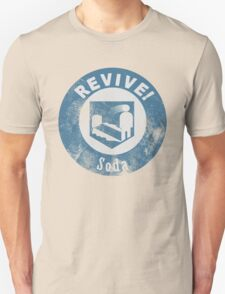 Quick Revive - Zombies Perk Emblem T-Shirt