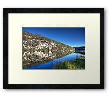 Glenelg River Framed Print