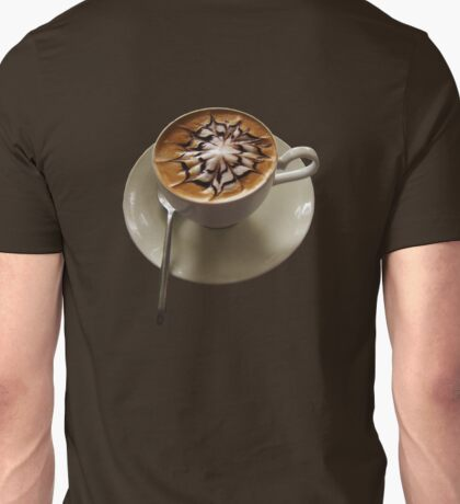This Mornings Cappuccino Unisex T-Shirt