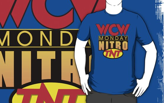 WCW - Monday Nitro by SwiftWind