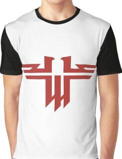 Wolfenstein Logo Graphic T-Shirt