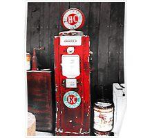 Obsolesced Pump Poster