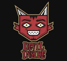 Devil inside by enriquev242