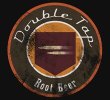 Double Tap Root Beer - Zombies Perk Emblem by ZincSpoon
