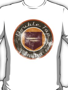 Double Tap Root Beer - Zombies Perk Emblem T-Shirt