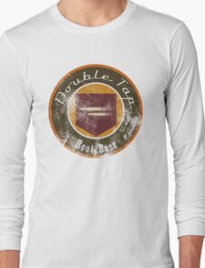 Double Tap Root Beer - Zombies Perk Emblem Long Sleeve T-Shirt