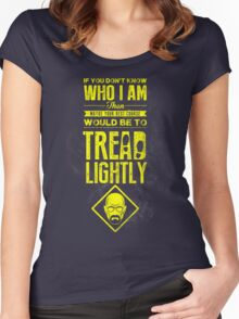 Tread Lightly Women's Fitted Scoop T-Shirt