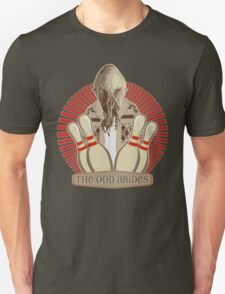 The Ood Abides - Doctor Who Meets the Big Lebowski - Lebowski - Dude Sweater - OOD - The Dude and The Doctor T-Shirt