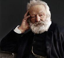 Victor Hugo by Mads Madsen