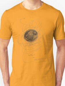 Welt am draht T-Shirt