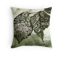 Still Together Throw Pillow