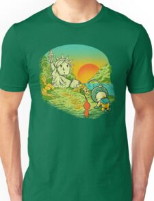 Planet of the pikminis T-Shirt