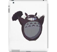 Totoro Funny iPad Case/Skin