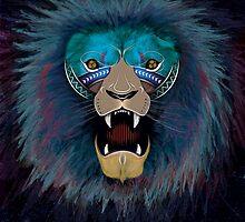 Enter, The Lion by vibzart