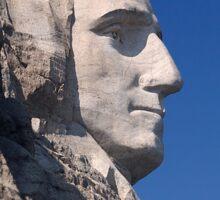 George Washington, Mount Rushmore National Memorial Sticker