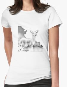 Severus- Always Womens Fitted T-Shirt