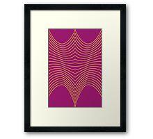 graphic Framed Print