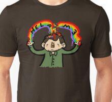 HELP WILL GRAHAM Unisex T-Shirt